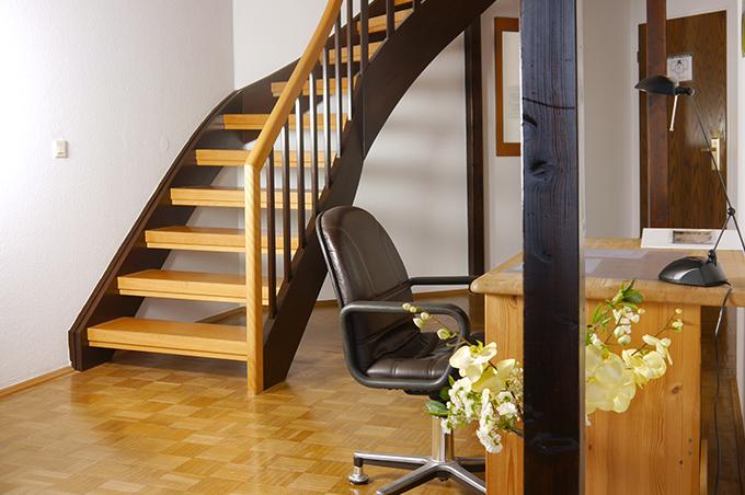Ferienwohnung Apparthaus Arosa Büro